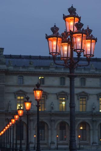 paris lighting street - photo #17