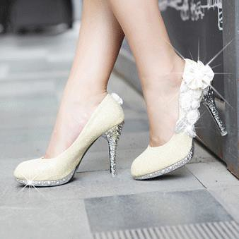 2013 spring new women female crystal diamond sandals rhinestone heels discount shoes fashion designer wedding pumps