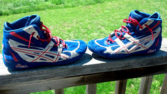 RWB gable ultraflex wrestling shoes | NFS/T unless bigger si… | Flickr