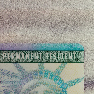 Lawful permanent resident. | by Max Braun