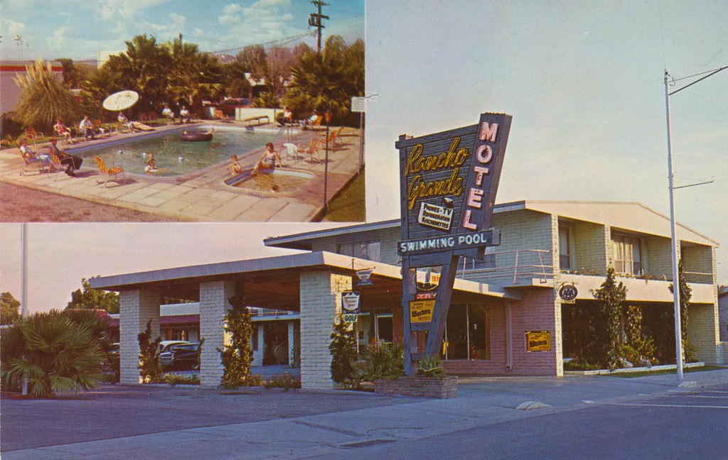 Rancho Grande Motor Hotel - Wickenburg, Arizona