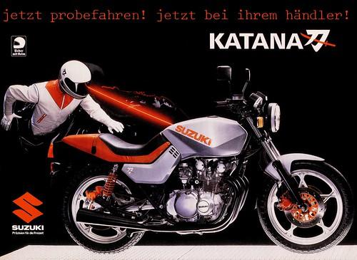 suzuki gs 650 g katana 1981 jetzt probefahren jetzt bei flickr. Black Bedroom Furniture Sets. Home Design Ideas