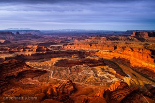Canyonlands Sunrise - Nikon D300 | by Ansgar Hillebrand