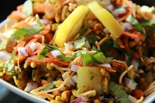 Healthy Indian Snack: Bhelpuri | by CatalinaLinkava