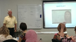 Centre for Adult Education Flipped Learning Design in VET Workshop 070214 | by Vanguard Visions