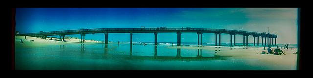 St Augustine long pier