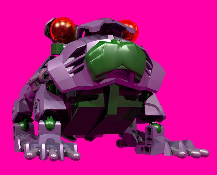 Gogma Frog 3