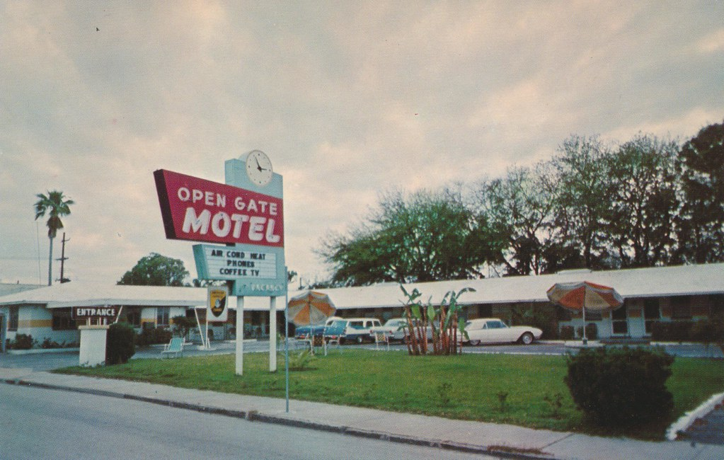 Open Gate Motel - Tampa, Florida