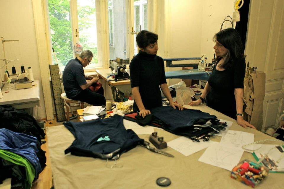 Saint Savoy in the tailoring workroom | already hard at work… | Flickr