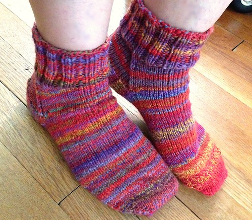 Handspun socks | by hsarik