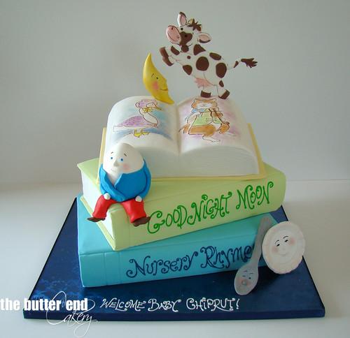 Nursery Ryme Cake