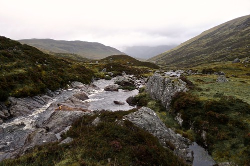 The Allt Gleann Dà-Eig | by Nick Bramhall