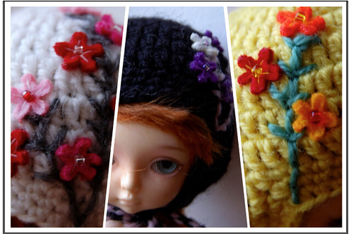 Teeny Weeny hats | by Kirika Dawn