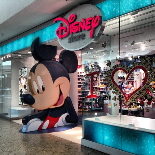 Connecticut Disney Store, | by JeepersMedia