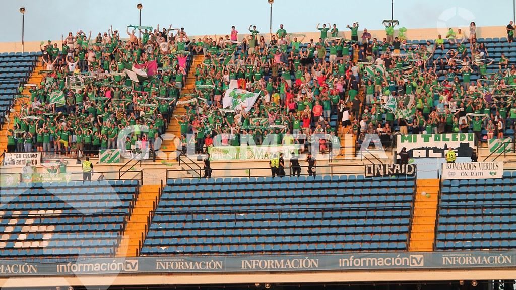 Hércules-Toledo (2-2) Fotos: J. A-. Soler
