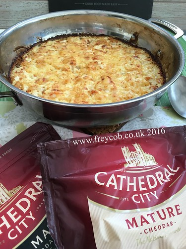Cathedral City Meaty Mac'n'Cheese | by Freycob.co.uk