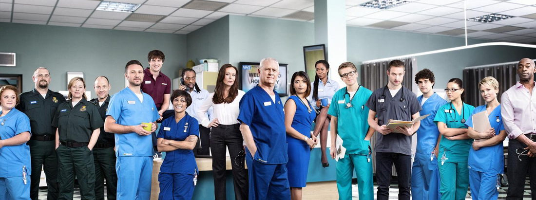 My Top 6 TV Series | Casualty | lifeofkitty.co.uk