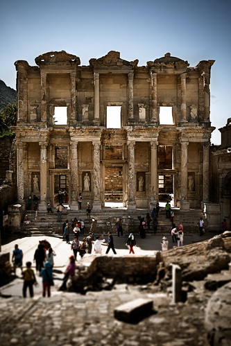 Library of Celsus | by Harry Sewell