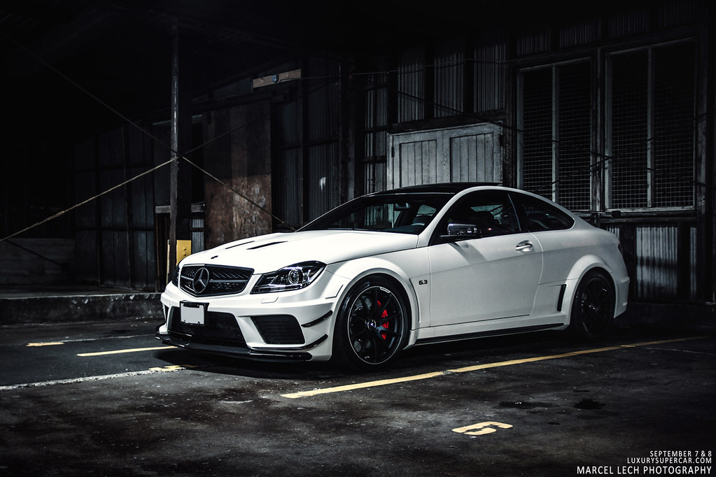 c63 amg black series flickr. Black Bedroom Furniture Sets. Home Design Ideas