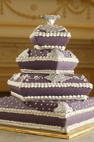Peabody Wedding Cake