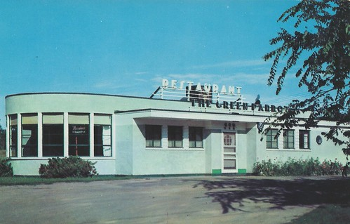 Decorah iowa green parrott restaurant photolibrarian