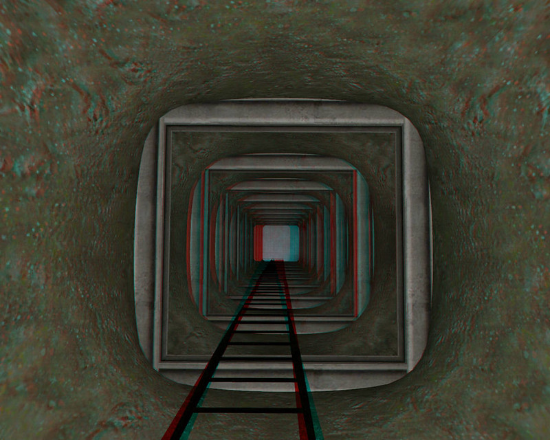 Half-Life2-The Citizen Mod 3D01-Stairwell (Anaglyph) | Flickr
