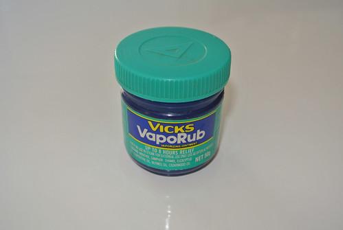 Vintage Vicks Vaporub - 1980s