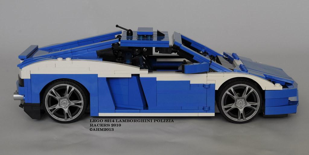 Lego 8214 Lamborghini Polizia | Lego 8214 Lamborghini Polizi… | Flickr
