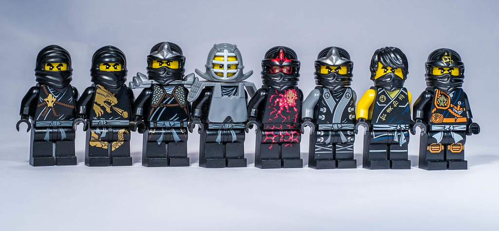 lego ninjago cole minifigures unitl 2015 by gnaat_lego