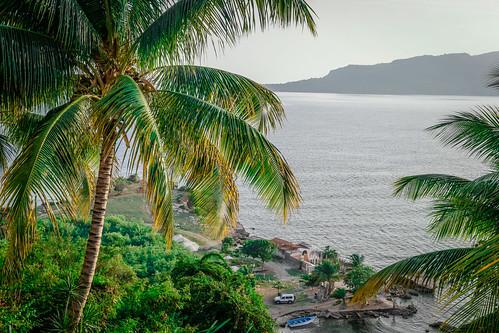 View from Cap Lamandou