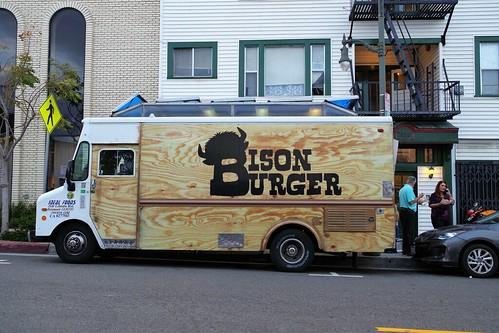 Burger Food Truck Sacramento