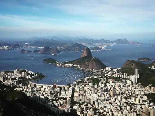 Olá Rio! #cristoredentor #corcovado #riodejaneiro #brazil