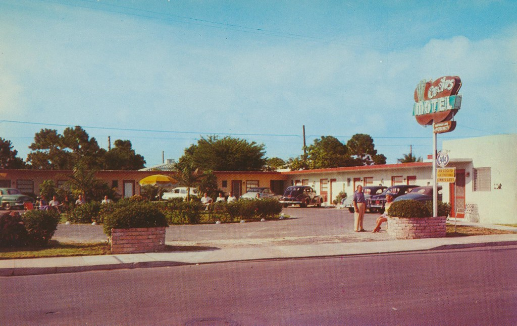 Cactus Motel - Miami, Florida