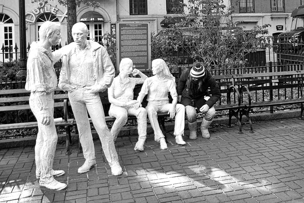 George segal gay liberation, barbara evans naked