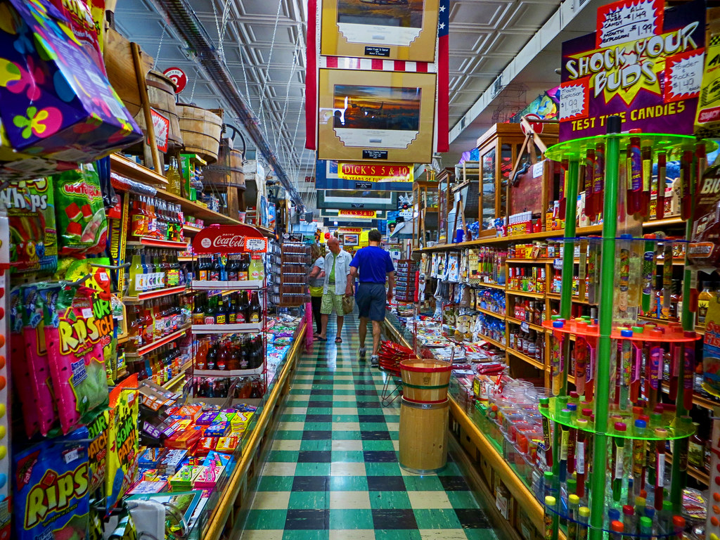S Five And Dime Store By Just Joe I