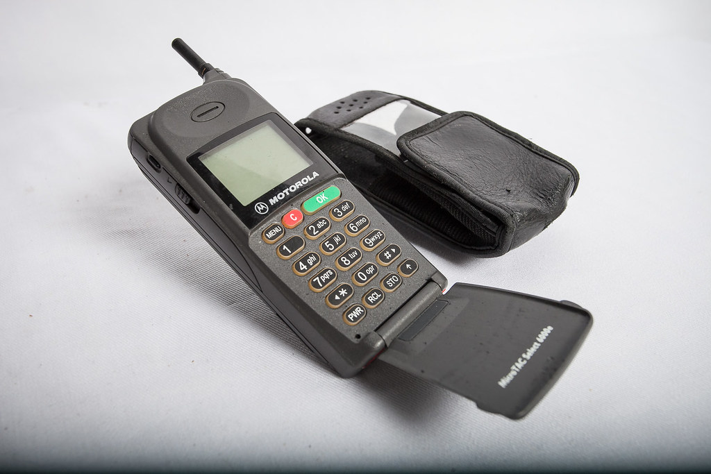 first motorola phone. first motorola phone