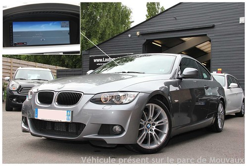 bmw s rie 3 e92 coup 320 d 177 ch sport design 05 2010 flickr. Black Bedroom Furniture Sets. Home Design Ideas