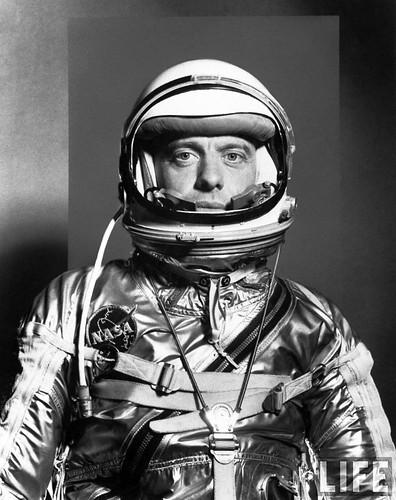 "Alan B. Shepard, ""The first American in space"", Mercury as ..."
