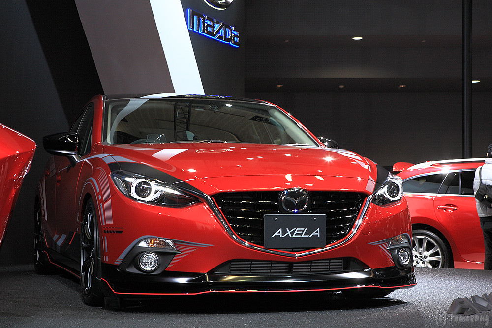Mazda 3 Axela hits the Chinese auto market   CarNewsChina.com ...