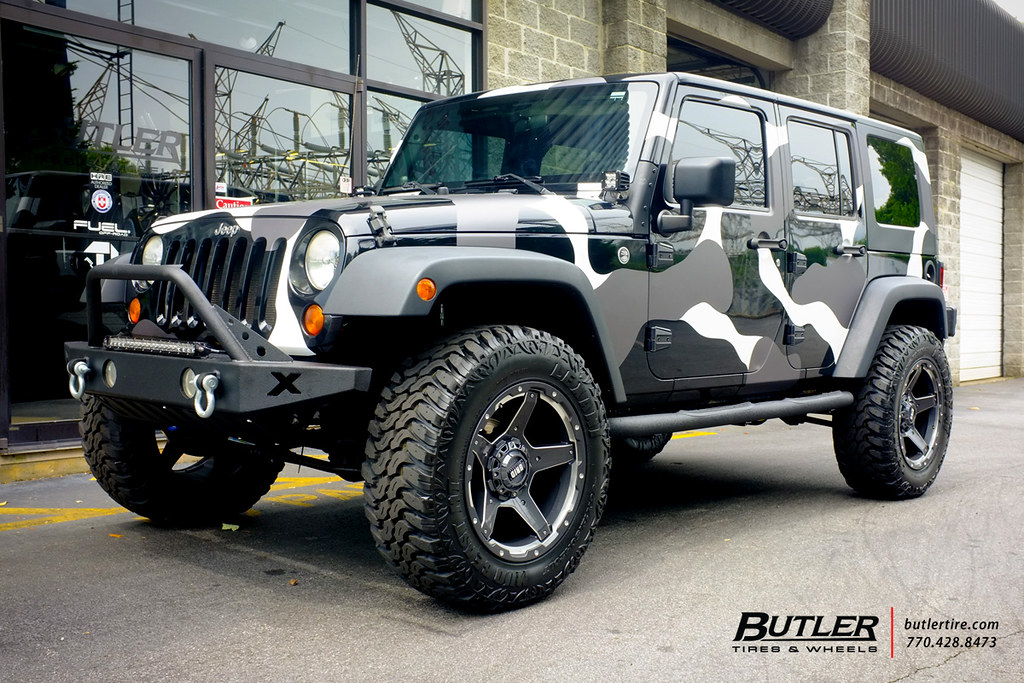 Jeep Gallery   Butler Tires U0026 Wheels | Flickr