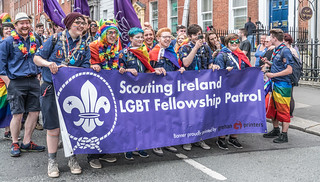 PRIDE PARADE AND FESTIVAL DUBLIN 2016 [SCOUTING IRELAND]-118200 | by infomatique