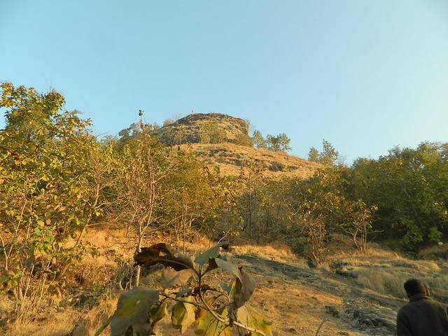 Mangad first view from Mashidwadi