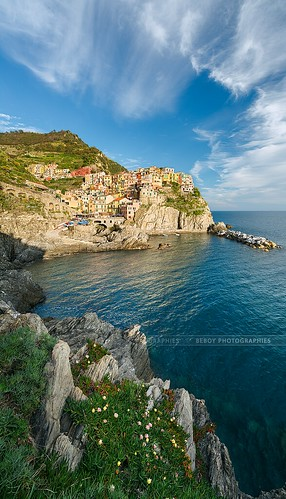 how to get to manarola from venice