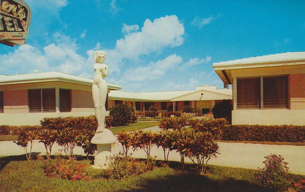 Rio Motel - Hollywood, Florida
