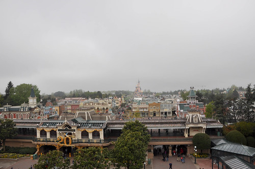 Hotel Disneyland Paris Entr Ef Bf Bde Interieur Caf Ef Bf Bd Fantasia