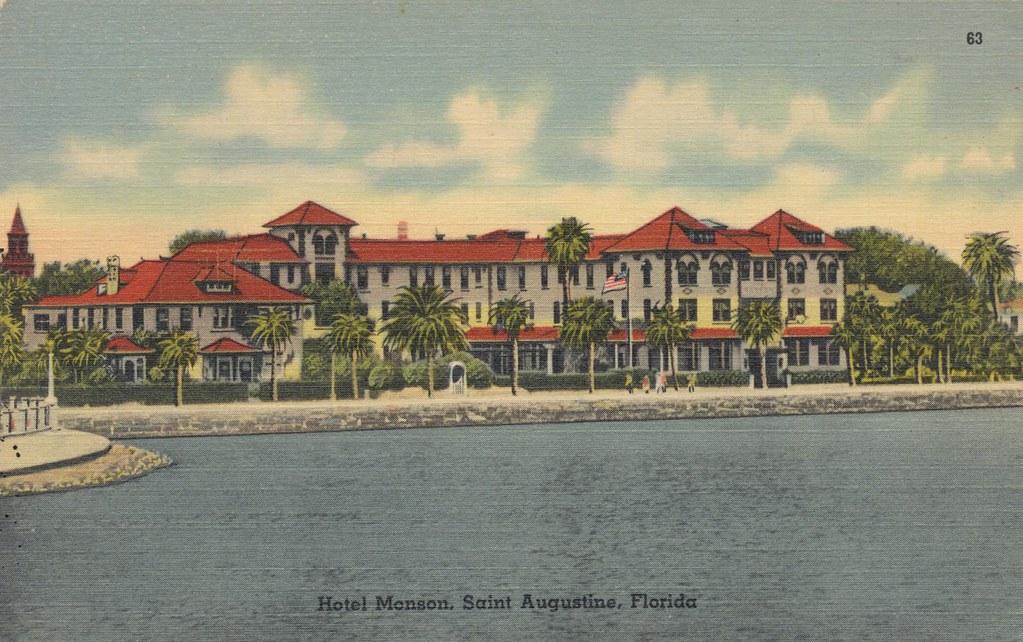 Hotel Monson - St. Augustine, Florida