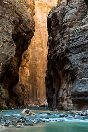 The Narrows in Zion National Park | by ThunderKiss Photography