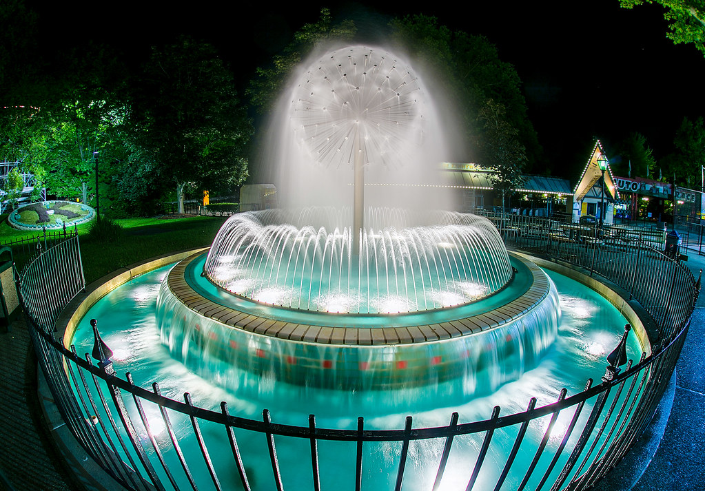 Kennywood Fountain