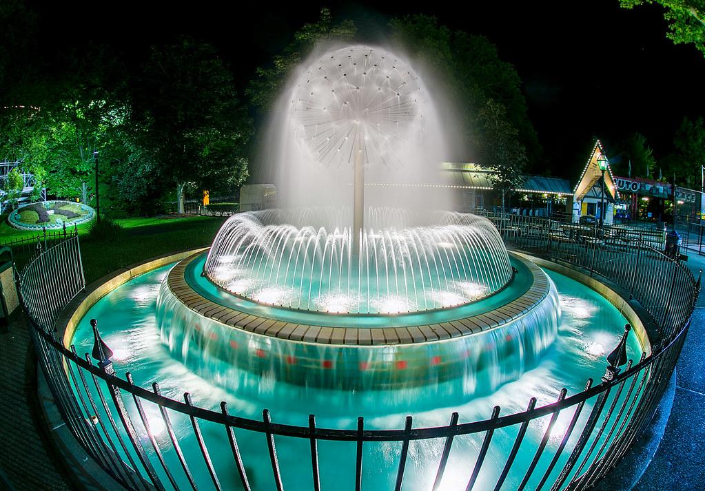 Kennywood Fountain