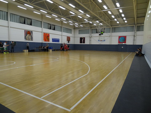 Telekom Baskets Bonn IV v Bonner SV Roleber